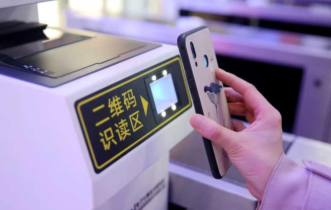 保定东站试点电子客票,购票无需换取纸质车票