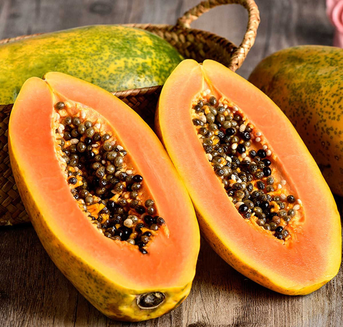 吃木瓜真的能丰胸吗?
