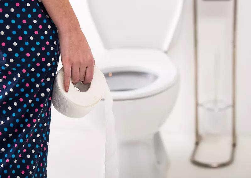 厕所用的卫生纸可以用来擦嘴吗?