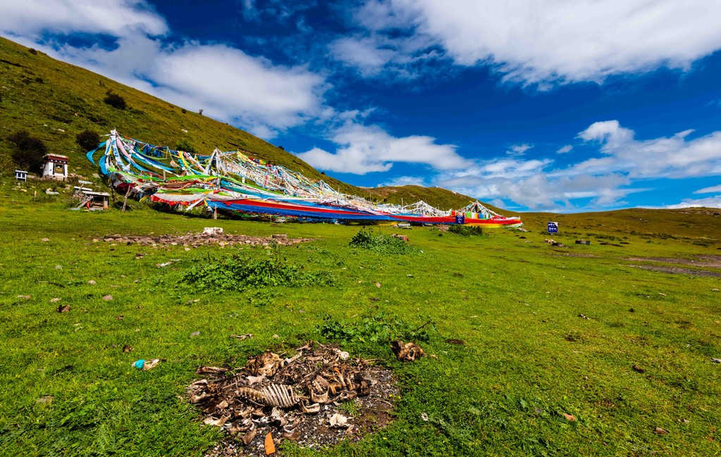 为什么去西藏旅游不要看天葬?