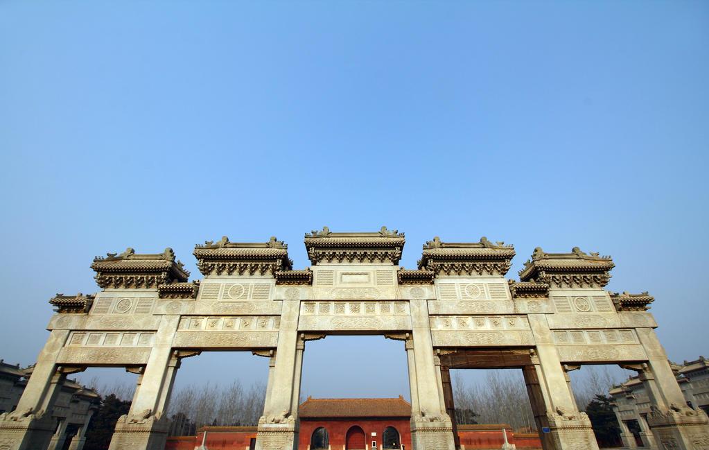 保定易县清西陵景区(景点介绍+西陵之最)