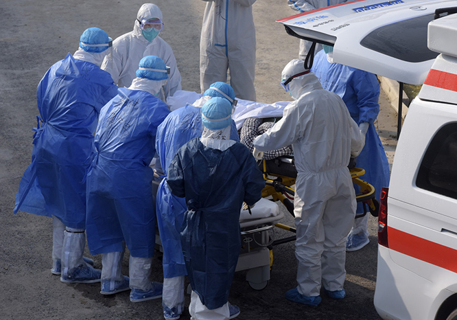 保定2月9日新增5例确诊病例,累计确诊26例!