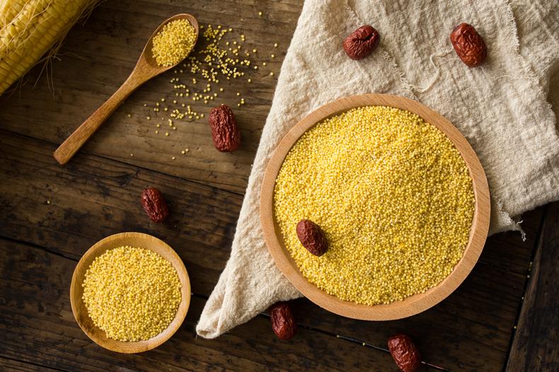 小米营养价值及功效