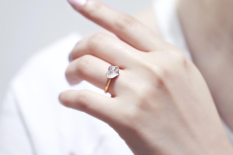 订婚戒指的戴法和由来
