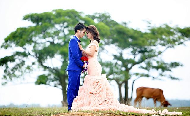 婚纱照选片要注意的事项