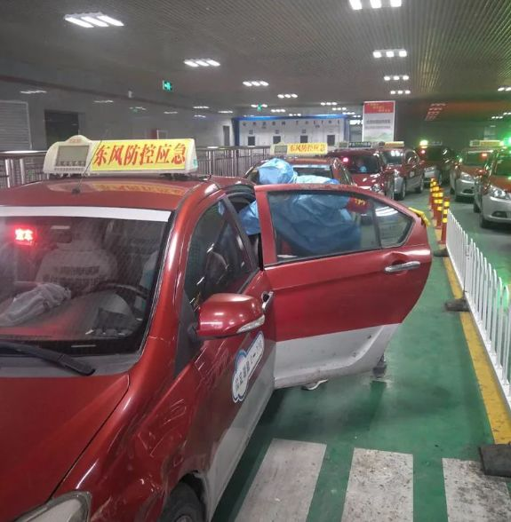 目前已有600余辆巡游出租汽车恢复运营