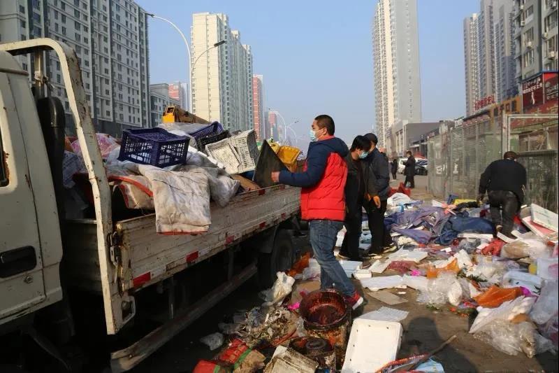 保定取缔多处马路市场!秀兰尚城市场、北河沿市场被取缔!