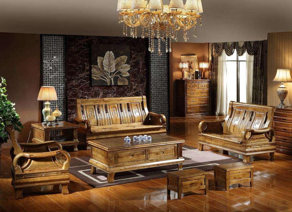 中式沙发多少钱?