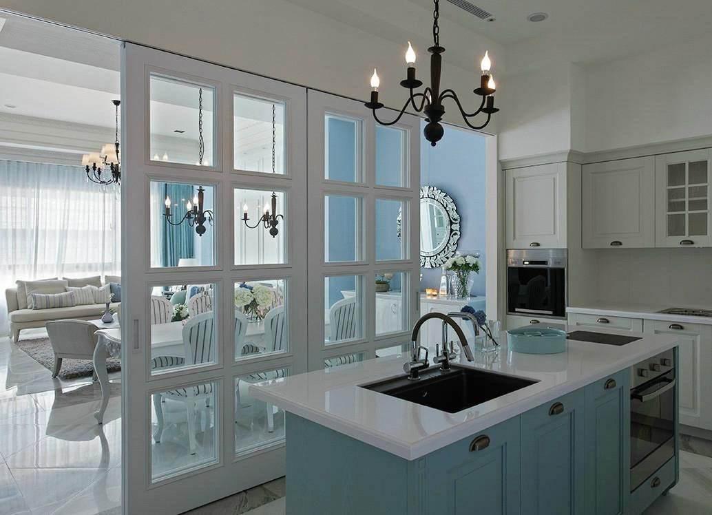 厨房用隔断柜怎么装修?需要注意哪些?