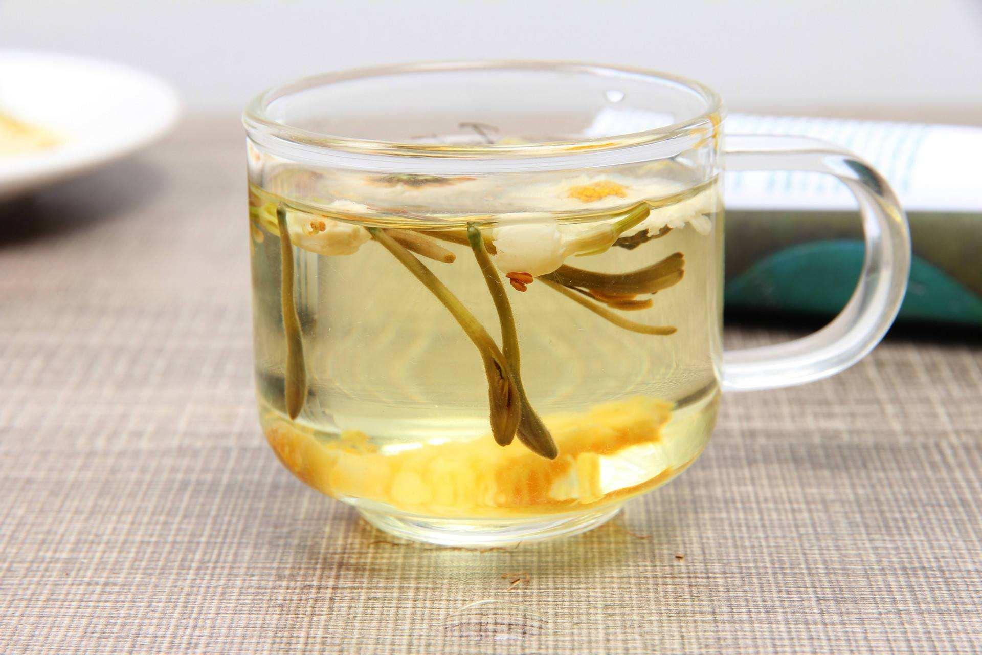 金银花水可以天天喝吗?有什么禁忌?