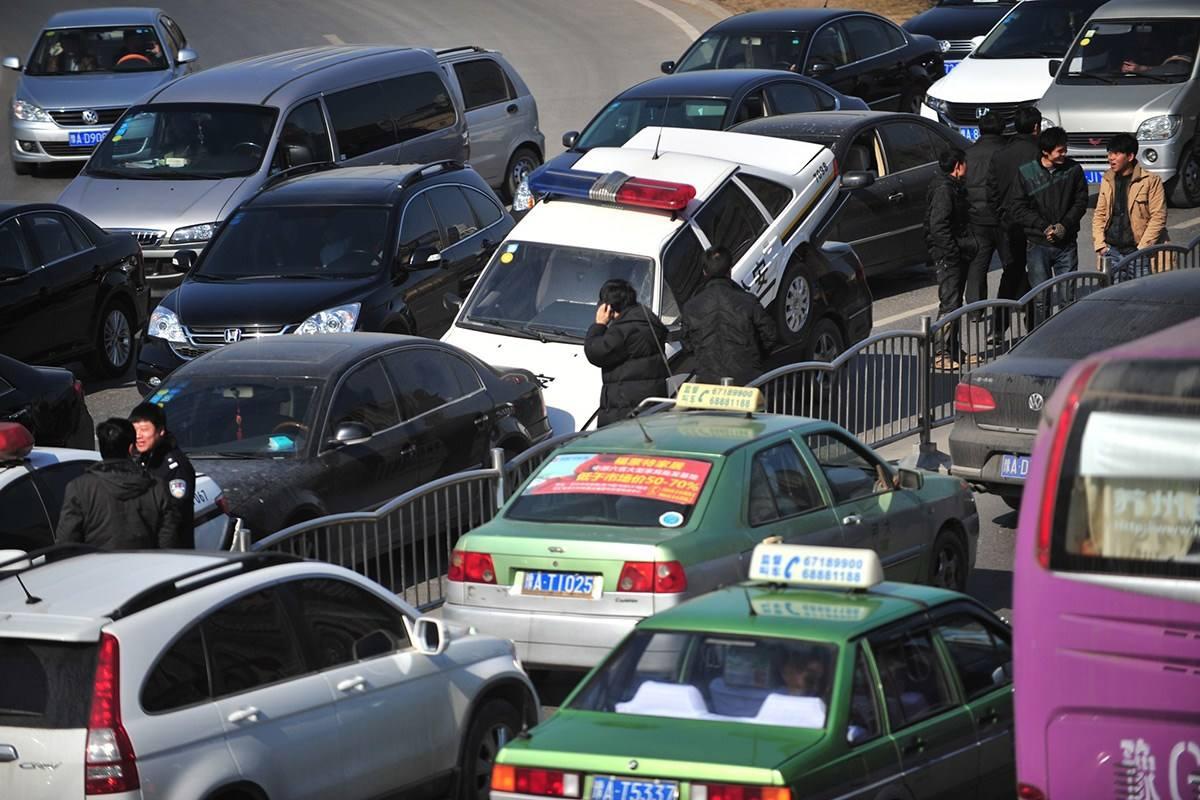 交通事故的简易程序