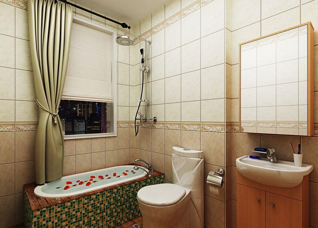 小户型卫生间怎么装修?需要注意什么?