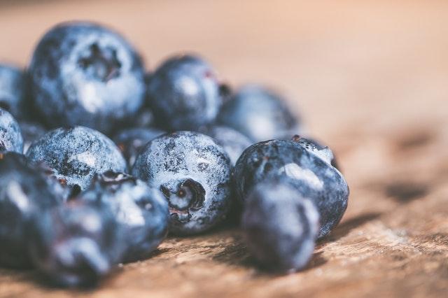 蓝莓怎么洗才干净?