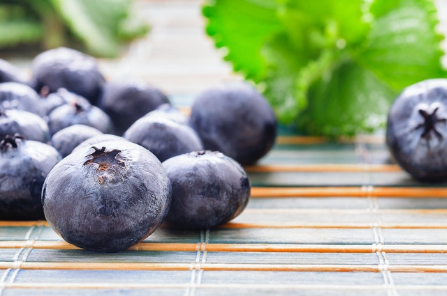 蓝莓怎么挑选?