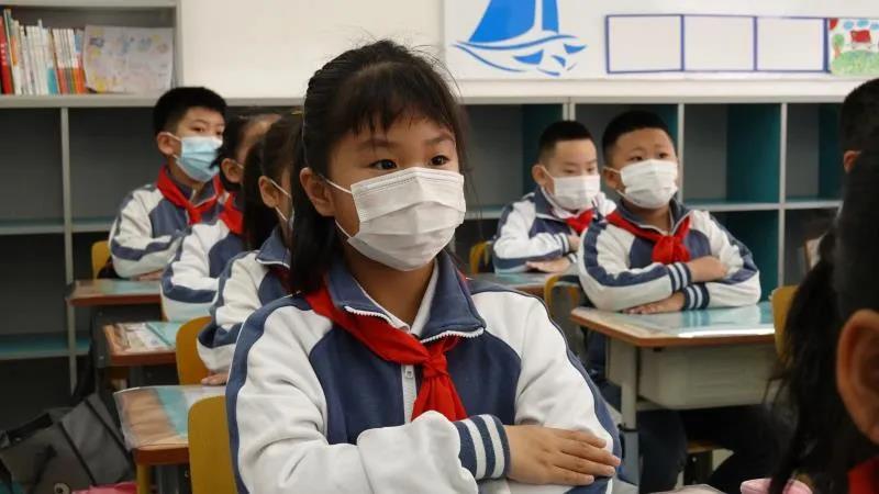 河北省教育厅关于小学一至三年级复学复课时间的公告