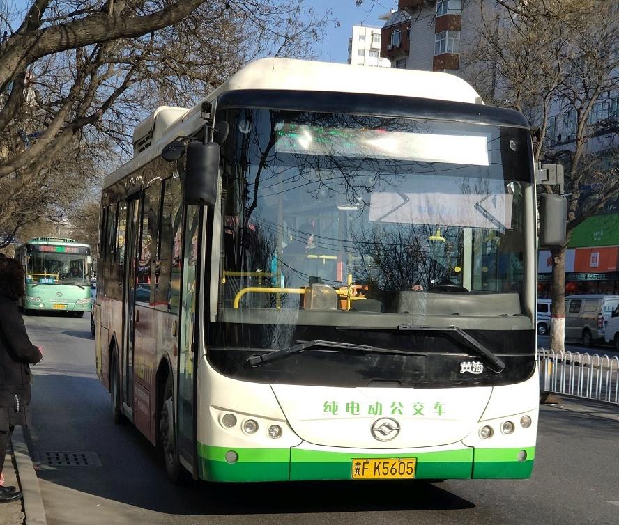 6月15日起,保定市公交11路、16路线路有调整