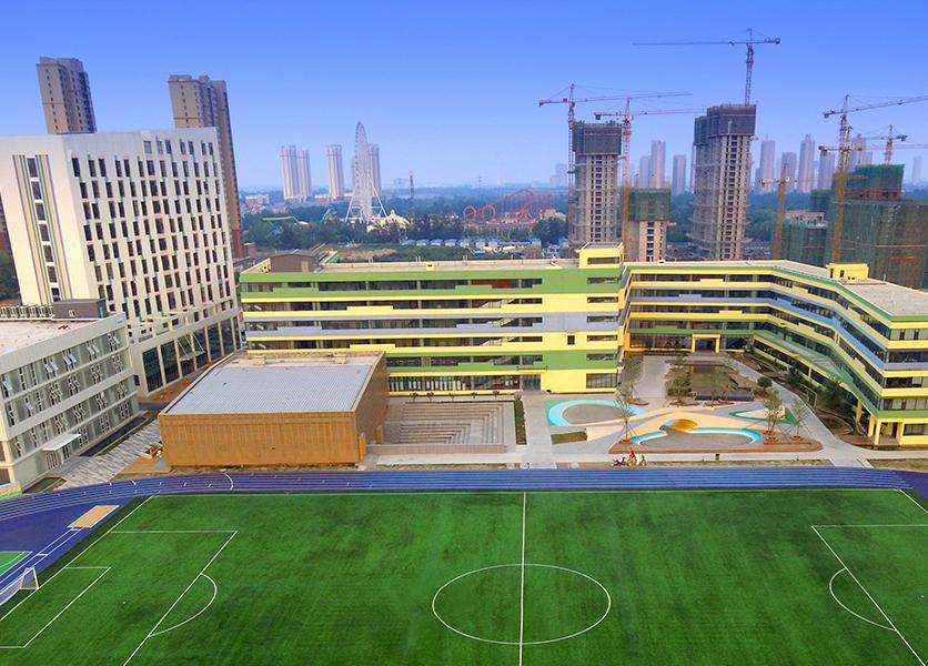 北京八一学校保定分校和保定北师大实验学校共片招生的补充说明
