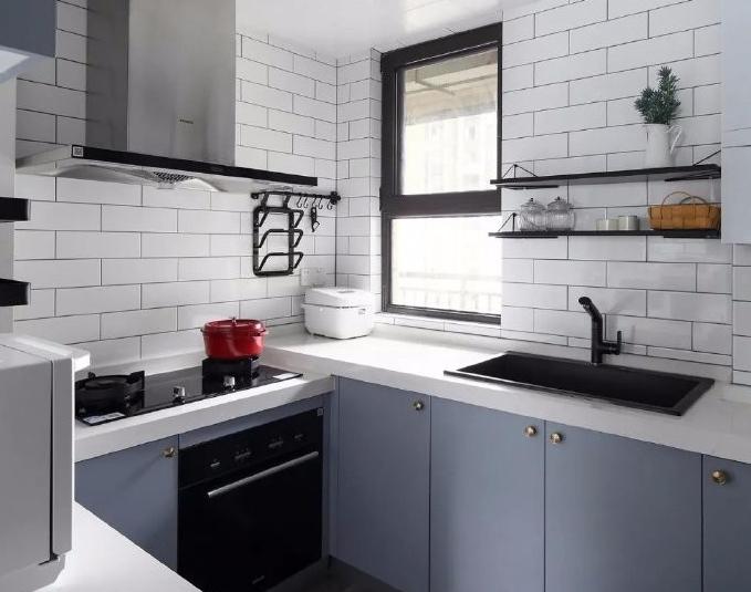 厨房装修要注意哪些细节?设计和选材,两者同样重要!