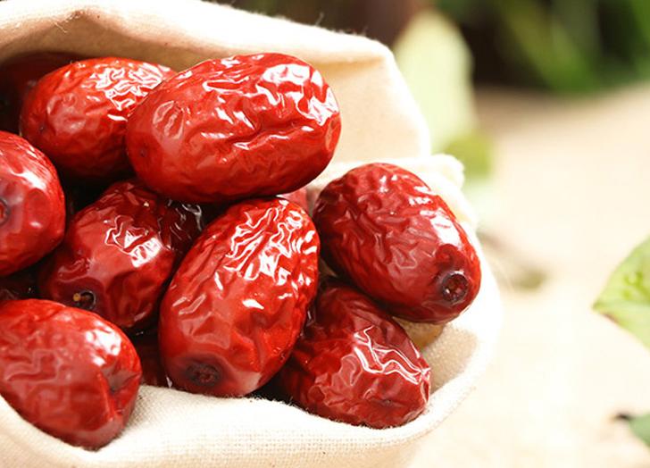 吃红枣可以补血?