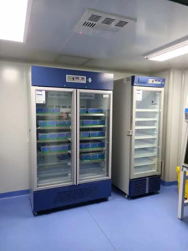 保定市莲池区妇幼保健院核酸实验室正式启用