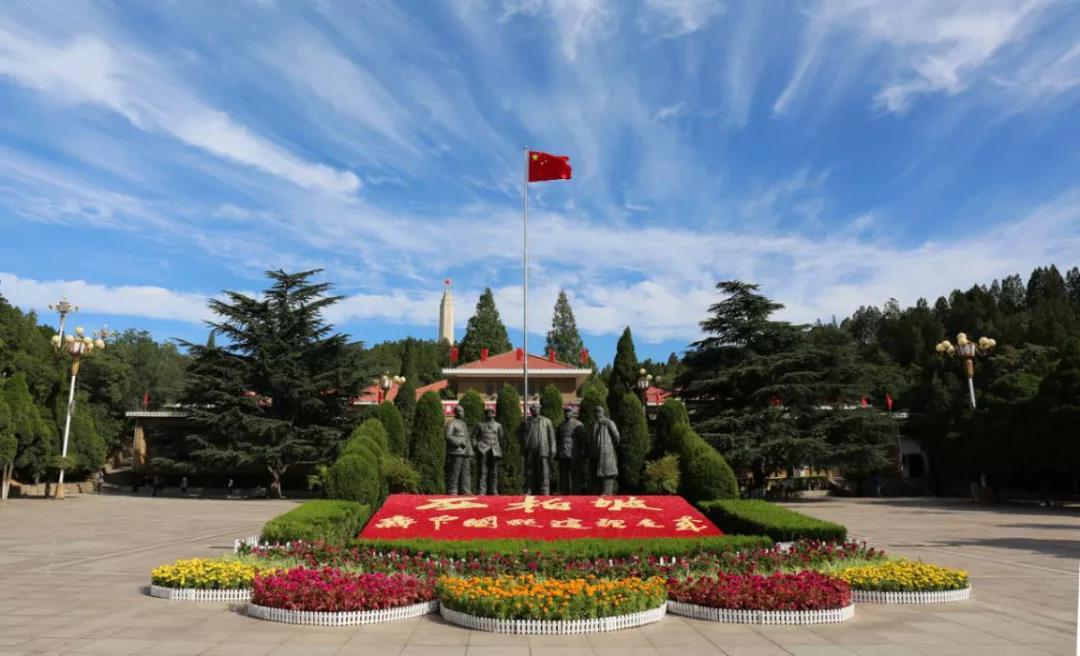 河北省红色旅游抗战主题精品线路