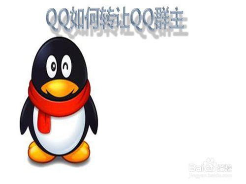 qq群如何转让群主身份给管理员(手机QQ群转让群主方法)