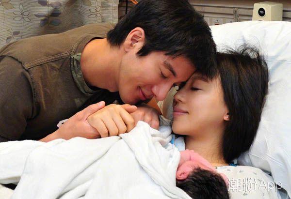 王力宏李靓蕾三胎得子 结婚五年喜获二女一子