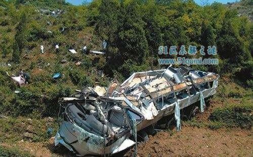 中国最血腥的十大车祸-新世纪以来最惨痛的交通事故