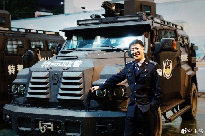 于震是潘长江什么人是潘阳老公吗,他是不是一线演员?