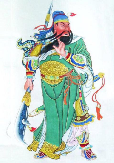 迦蓝菩萨保佑什么的?他在佛教发了什么大愿?